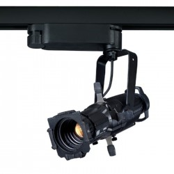 Source Four Mini Track-mount LED Gallery BLACK