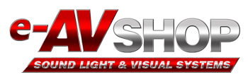e-avshop | Sound Light & Visual Systems