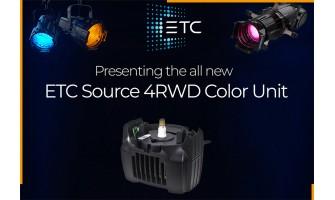 Η ETC παρουσιάζει το Source 4WRD Color